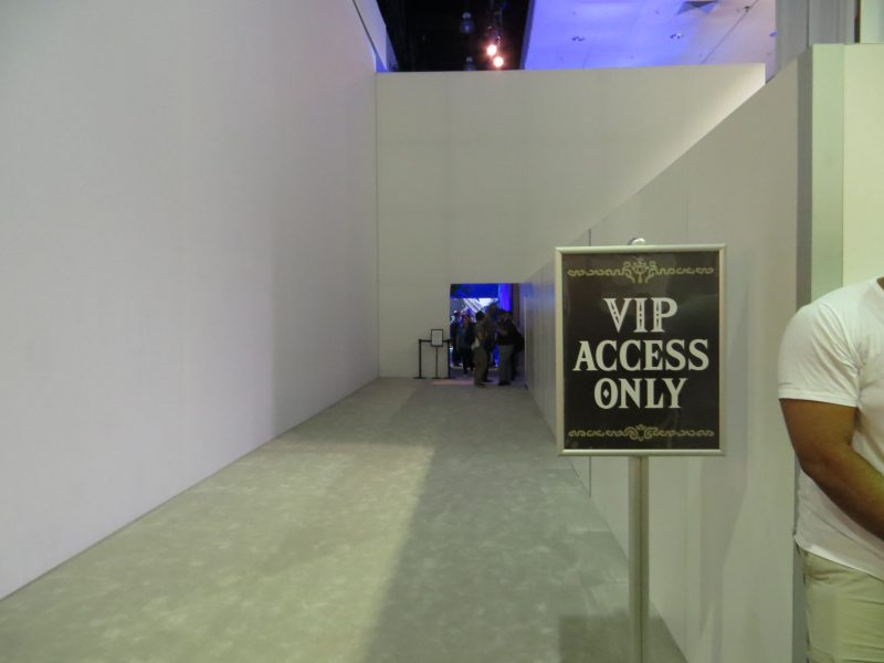 VIP ACCESS ONLY