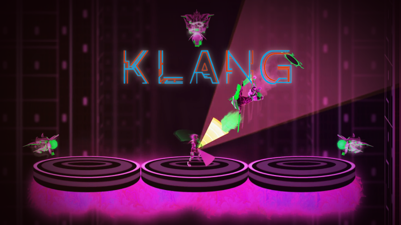 Klang -- written in HTML5 !?
